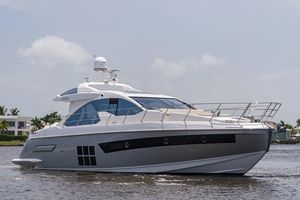 Used Azimut 55 S Mega Yacht For Sale