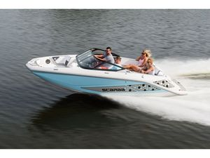 New Scarab Jet Boat 195 ID High Performance Boat For Sale