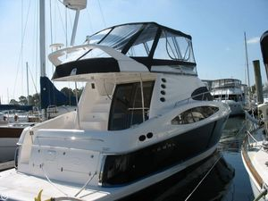 Used Regal 3880 Sedan Bridge Express Cruiser Boat For Sale