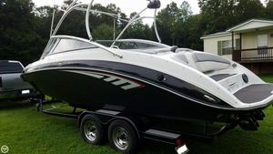 Used Yamaha AR240 High Output Jet Boat For Sale