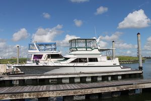 Used Mikelson 59 Sports Fishing Boat For Sale