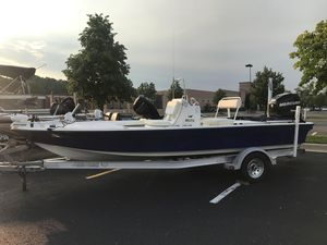 Used Mako 18 LTS18 LTS Center Console Fishing Boat For Sale