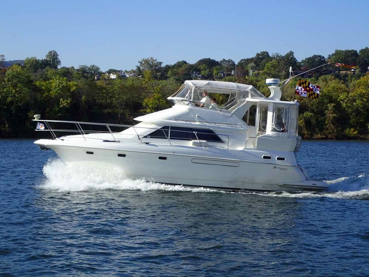Used Cruisers Yachts 3750 Motor Yacht For Sale