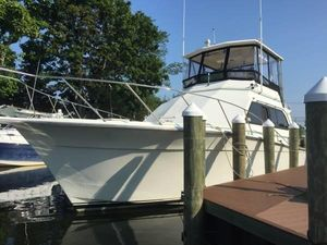 Used Egg Harbor 40 Sedan Convertible Fishing Boat For Sale