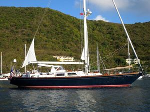 Used Hinckley Sou'wester 59 Cruiser Sailboat For Sale