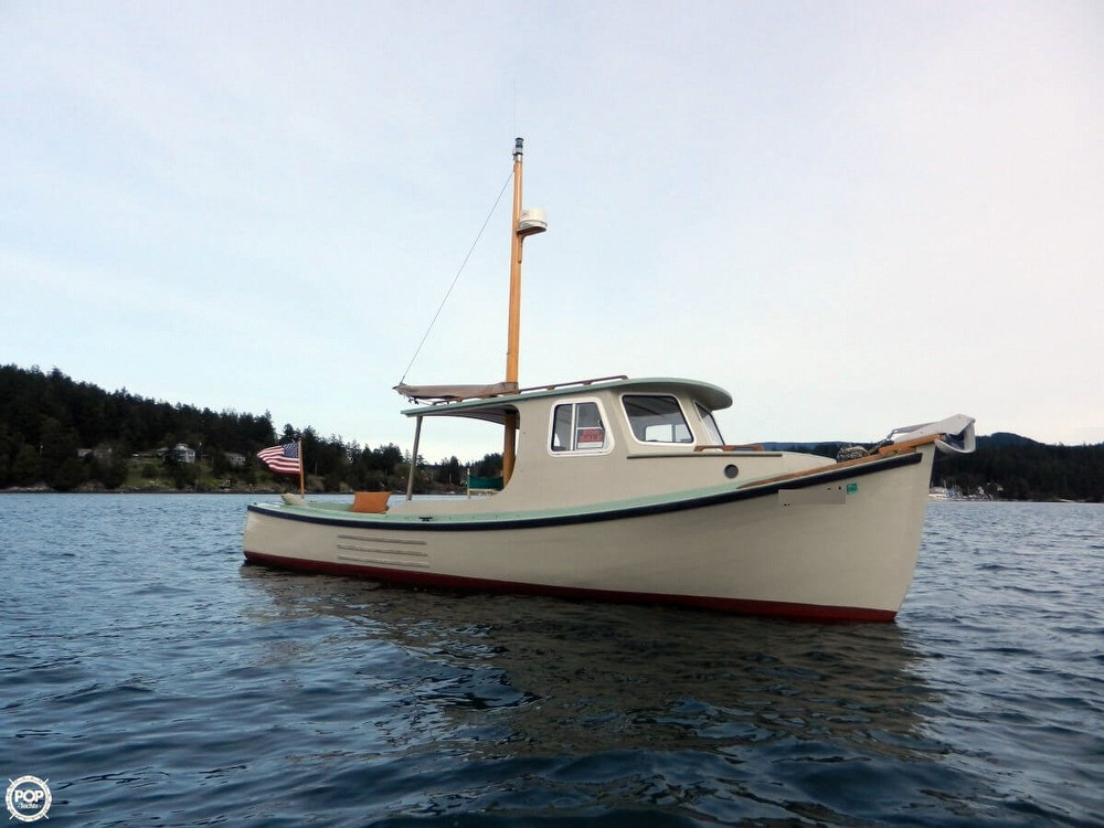 1942 Used Custom 29 Lobster boat Fishing For Sale - $31,700 - Orcas, WA | Moreboats.com