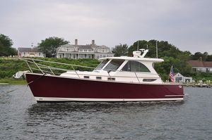 Used Legacy Yachts 32 Downeast Fishing Boat For Sale