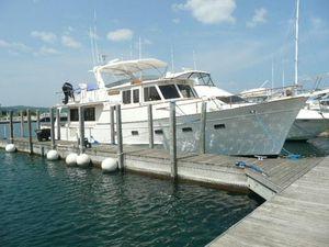 Used Fleming Pilothouse Motor Yacht Flybridge Boat For Sale