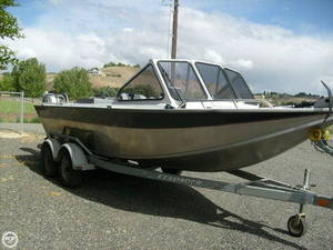 Used North River 20 RB Trapper Jet Boat For Sale