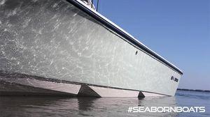 Used Sea Born FX24 Bay Center Console Fishing Boat For Sale