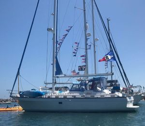 Used Lancer Yachts Cruiser Sailboat For Sale