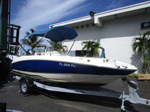 Used Nauticstar 193 SC Bowrider Boat For Sale