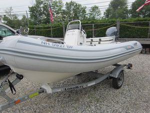 Used Ab Inflatables 12 VST Rigid Sports Inflatable Boat For Sale