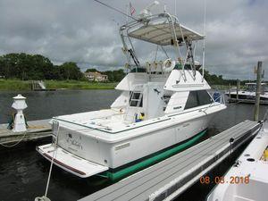 Used Phoenix 29 SFX Flybridge Boat For Sale
