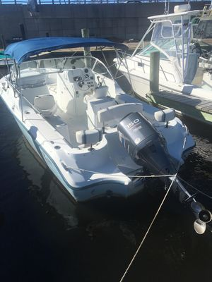 Used Polar 2100 Dual Console Bowrider Boat For Sale