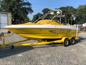Used Regal Sessions 22XL High Performance Boat For Sale