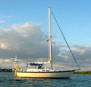 Used Irwin 37-2 Cruiser Sailboat For Sale