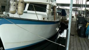 Used Prairie Boat Works Coastal Cruiser: CC/36-005 Trawler Boat For Sale