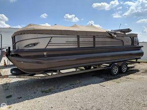 Used Regency 254 LE3 Pontoon Boat For Sale