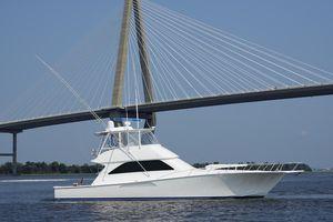 Used Viking Mezzanine Sports Fishing Boat For Sale