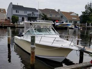 Used Sea Pro 270 Walk Around Cuddy Cabin Boat For Sale