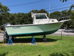 Used Parker 2120 Pilothouse Boat For Sale