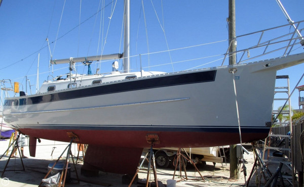 Used Seaward Eagle 32 Sloop Sailboat For Sale
