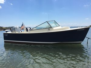 Used Holby 19 Pilot Cuddy Cabin Boat For Sale
