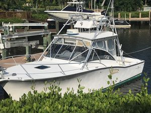 Used Albemarle 305 Express Fisherman Cruiser Boat For Sale