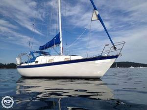 Used Lancer Boats 29 Racer and Cruiser Sailboat For Sale