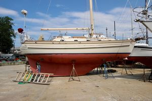 Used Ta Shing 36 Cruiser Sailboat For Sale