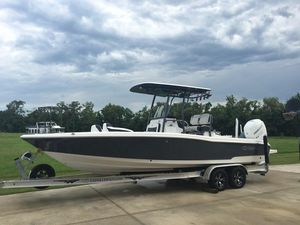 Used Crevalle 26 Bay Saltwater Fishing Boat For Sale