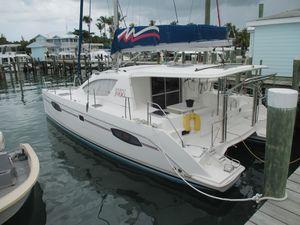 Used Leopard 39 Catamaran Sailboat For Sale