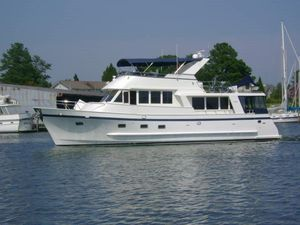 Used Alaskan 56 Open Pilothouse Motor Yacht For Sale