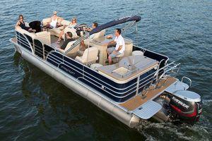 New Starcraft Majestic 256 StarlinerMajestic 256 Starliner Pontoon Boat For Sale