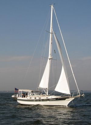 Used Gozzard 36 B Cutter Sailboat For Sale