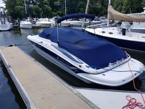 Used Crownline 252 EX Bowrider Boat For Sale