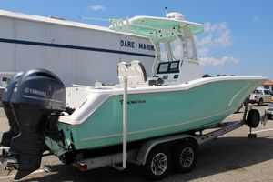 Used Tidewater 252 Adventure Center Console Fishing Boat For Sale