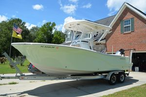 Used Sea Fox 249 Avenger Center Console Fishing Boat For Sale