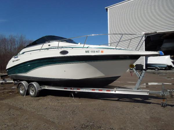 Used Celebrity 265 Sport Cruiser Cuddy Cabin Boat For Sale