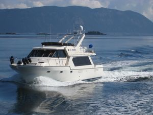 Used West Bay 45 Cruiser Boat For Sale