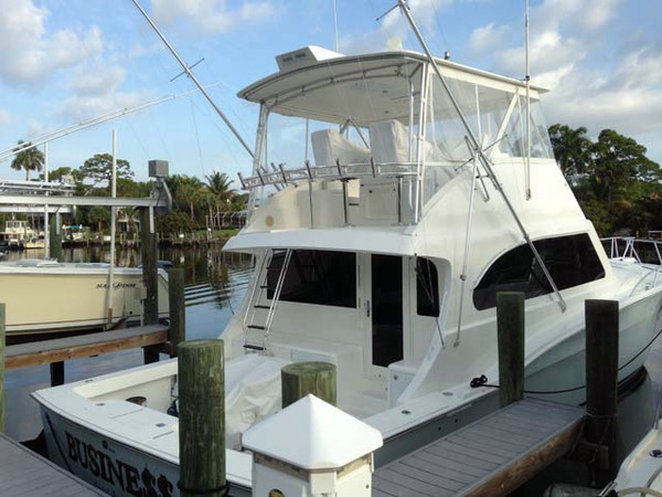 Used Cavileer Sports Fishing Boat For Sale