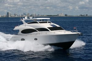 Used Lazzara FBMY Motor Yacht For Sale