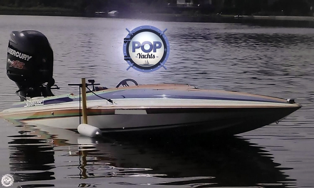 Used Sleekcraft 20 SSV High Performance Boat For Sale