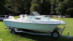 Used Key West 2000WA Walkaround Fishing Boat For Sale