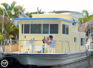 Used Drift Cruiser 38 House Boat For Sale