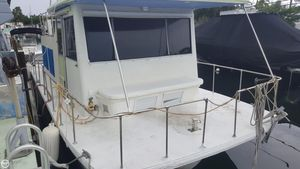 Used Sea Rover 31 House Boat For Sale