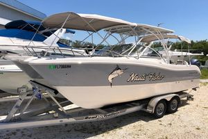 Used World Cat 255 DC Other Boat For Sale