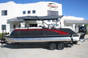 New Bennington 25 QSRFB25 QSRFB Pontoon Boat For Sale
