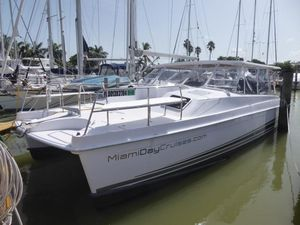 Used Gemini Freestyle Power 399 Power Catamaran Boat For Sale
